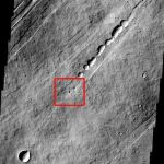 Middle school students find cave on Mars
